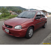 Chevrolet Corsa 4p - Sincronico