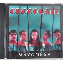 Chocolate - Mayonesa