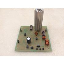 Amplificado De Rf Para Transmissor Veicular - 5w + Filtro