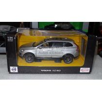 1:24 Volvo Xc60 Plata Rastar C Caja