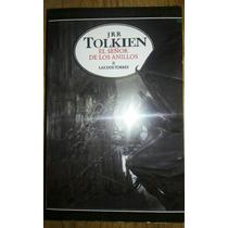 Libros J.r.r Tolkien Señor De Los Anillos