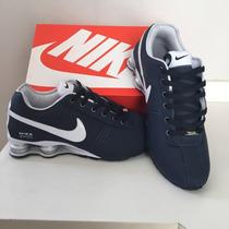Nike Shox Deliver Masculino 4 Molas Varias Cores