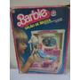 Salão De Beleza Da Barbie Estrela Antig0 80s Não Funciona