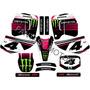 Calcos Para Honda Xr200 R- Xl200 94-03 Monster