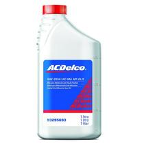 Óleo Do Diferencial Acdelco 85w140 Ma Api Gl5 - Sintético