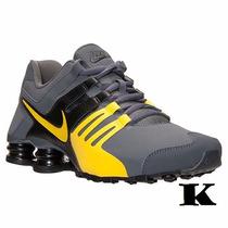Varios Colores Zapatillas Nike Shox Current Cuero