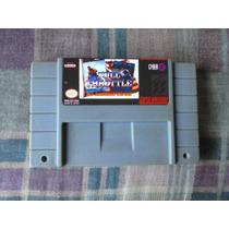 Super Nintendo - Ftr Full Throttle Racing