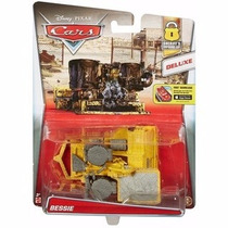 Disney Cars Deluxe Bessie Mezcladora 2016 Mattel