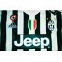 Jersey Juventus 15-16 L. & V. M. Corta Serie A + Nombre & No