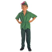 Niño De Halloween Costume Sensations, Peter Pan, Pequeño
