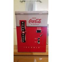 Coca Cola Caja De Lamina