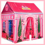 Casita Fashion Barbie Dream House Carpa 2 En 1
