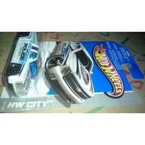 Hot Wheels Chevrolet Silverado Patrulla Policía Lyly Toys