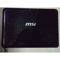 Carcasa Superior (pantalla) Msi Ms-n014 Vbf