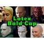 Calva De Látex - Bald Cap Halloween Y Fx Por Mercadoenvíos