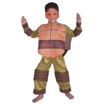 Disfraz Tortuga Ninja Miguel Angel