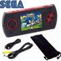 Consola Portátil 100 Juegos De Sega Meses Sin - Te213