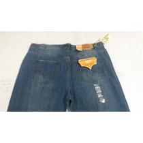 Jeans Levis Para Caballero De Talla 44 A 56