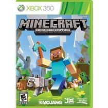 ..:: Minecraft ::.. Para Xbox 360 En Start Games