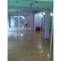 Tubo Para Pole Dance Para Gym (fijo-giratorio)