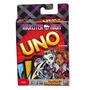 Cartas Uno Monster High