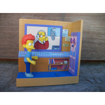Tm.simpsons Radio Station Diorama