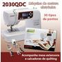 Máquina De Costura Janome 2030qdc