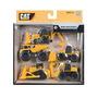 Cat Mini Maquinas X 5 Tuni 34601