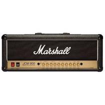 Set Marshall Jcm 900 Dual Reverb + Caixa 1960 Angulada