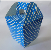 Cajas Armables De Cartón Para Souvenirs 8x12 Cm