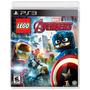 Lego Marvel Avengers Ps3 Nuevo Sellado Original Fisico Typon