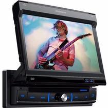 Dvd Retrátil Positron Sp6111av Tela Touch Cartão Usb +brinde