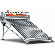 Calentador Solar Solaris 150 Litros 12 Tubos