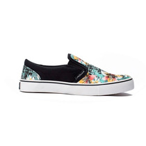 Panchas Jaguar Art 8070 Floreadas Moda Consulta Stock