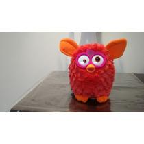 Boneco Furby Cor Laranja Pronta Entrega