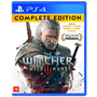 Jogo The Witcher Iii Wild Hunt - Complete Edition Para Ps4
