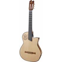 Guitarra Electroacústica La Alpujarra Alpumidi Guayubira