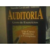 Auditoria - Livro De Exercícios Marcelo Cavalcanti Almeida