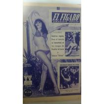 Periódico Antiguo El Figaro Huracán Ramírez 1971