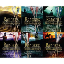 Rangers Ordem Dos Arqueiros - Do Volume 7 Ao 12 + Vol 1