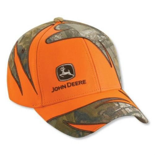127d2a3416948 Gorra John Deere Original Camo Orange - A Pedido exkarg -   1.875