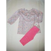 Conjuntos Set Camisa + Calza Carters 12 Meses