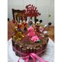Torta Club House Disney Mickey, Pluto, Donald, Daisy, Minnie