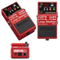 Boss Rc-3 Loop Station - Pedal Para Guitarra *