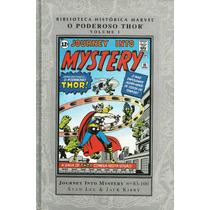 Biblioteca Histórica Marvel: Thor - Panini (novo E Lacrado)