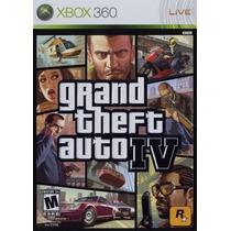 Gta 4 Xbox 360