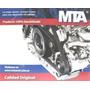 Bomba De Agua Fiat Siena-palio-bravo1.6 16v Motor Torque Mta