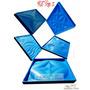Forma De Silicone P Gesso Cimento Kit 5 Mode 40/40+ Vendidos