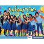 Chiquititas 2,00x1,50m Lona Festa Banner Aniversario