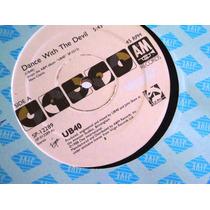 Ub40, Dancing With The Devil/ Lp Imp Usa 1988 Envio Gratis